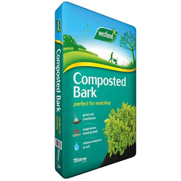 Westland Composted Bark (70 litres)