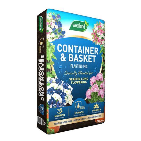 Westland Container & Basket Planting Mix (50 Litres)