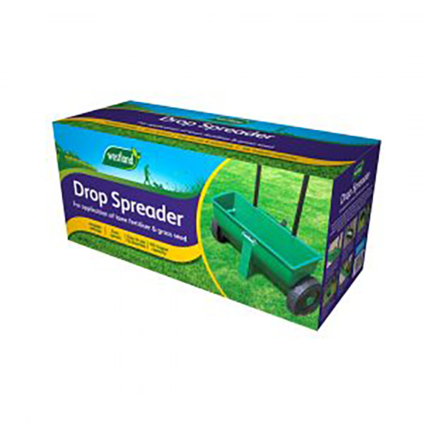 Westland Lawn Drop Spreader packaging