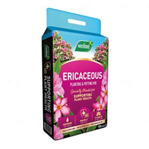 Westland Ericaceous Planting & Potting Mix (10 litres)