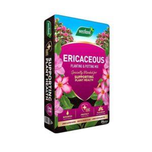Westland Ericaceous Planting & Potting Mix (25 litres)