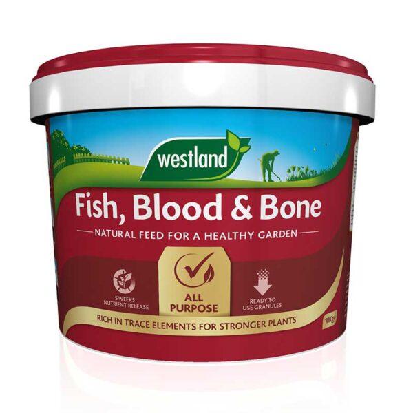 Westland Fish, Blood & Bone Fertiliser 10kg