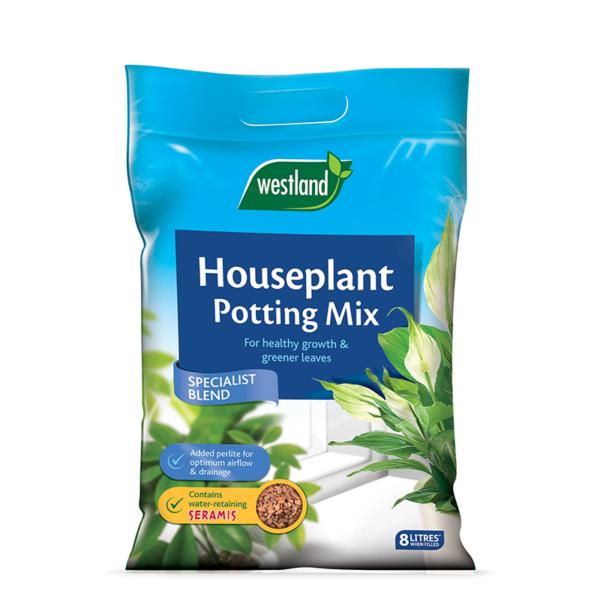 Westland Houseplant Potting Mix (Enriched with Seramis)