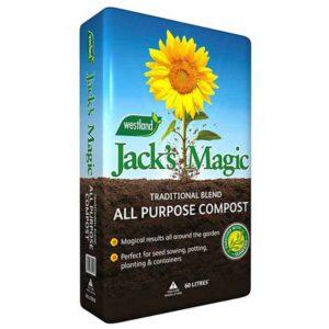 Westland Jack's Magic All Purpose Compost (60 litres)