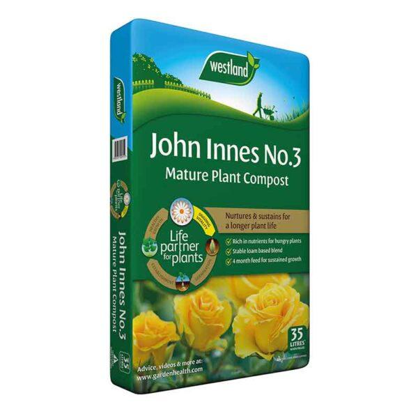 Westland John Innes No.3 Mature Plant Compost (35 litres)
