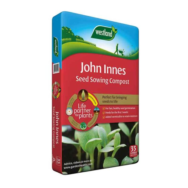Westland John Innes Seed Sowing Compost (35 litres)