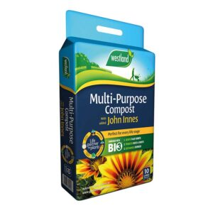 Westland Multi-Purpose Compost with added John Innes (10 litres)