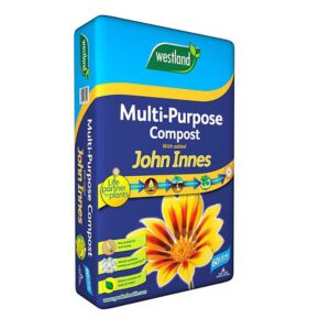 Westland Multi Purpose Compost with added John Innes (60 litres)