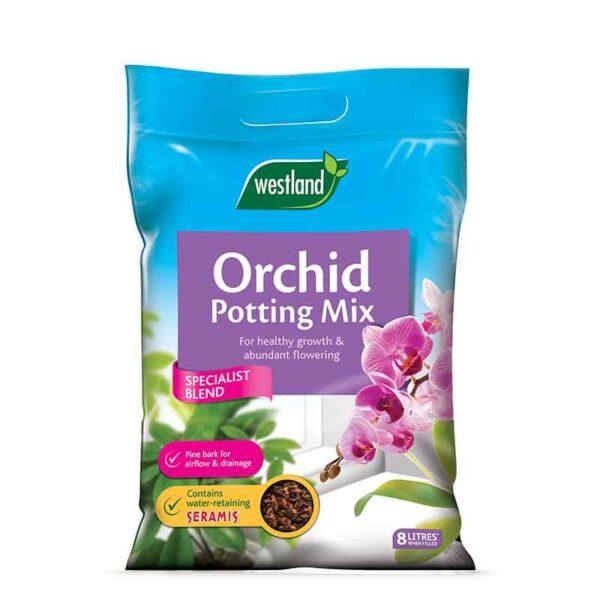Westland Orchid Potting Mix (8 litres)