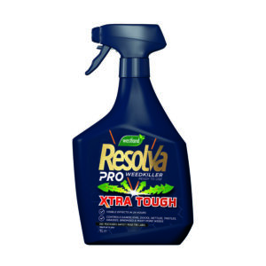 Westland Resolva Pro Weedkiller Xtra Tough 1L RTU (New)