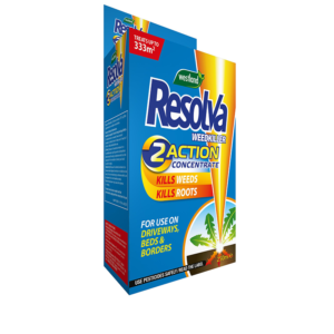 Westland Resolva Weedkiller 2 Action Concentrate 250ml