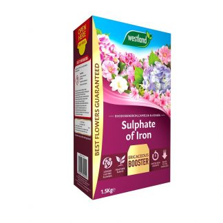Westland Sulphate of Iron 1.5kg Box