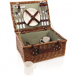 Willow Fitted Picnic Hamper for Two_1
