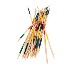 Wooden Mikado Sticks