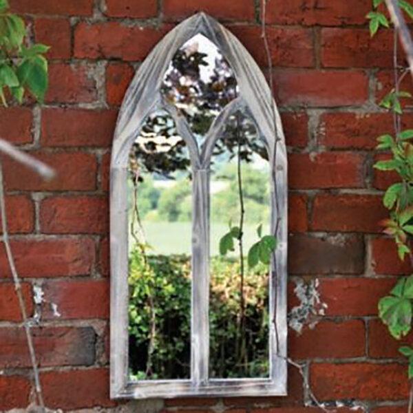 Woodlodge St Andrew Garden Mirror