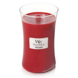 Woodwick Large Hourglass - Pomegranate