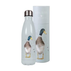Wrendale Designs Water Bottle - Duck (500ml)