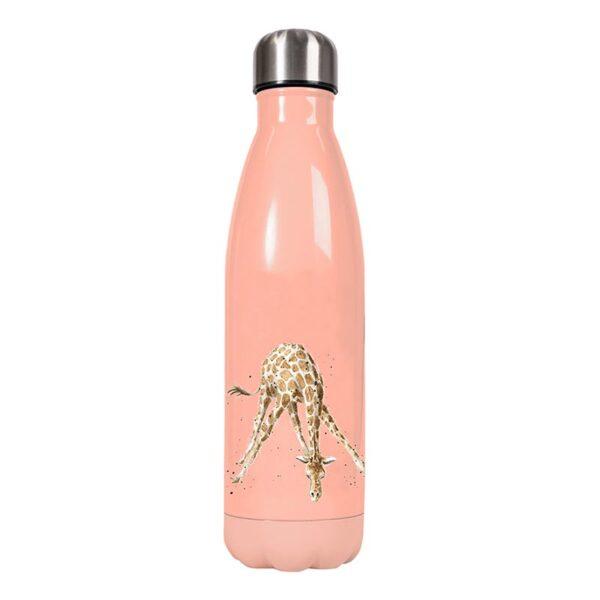 Wrendale Designs Water Bottle - Giraffe (500ml) 2