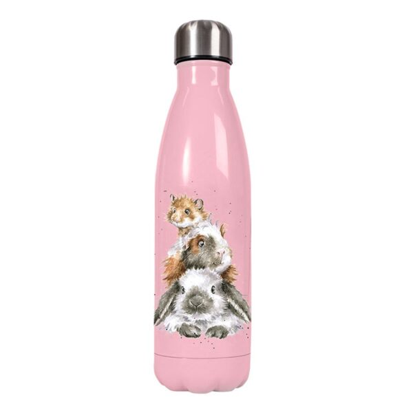 Wrendale Designs Water Bottle - Guinea Pig (500ml) 1