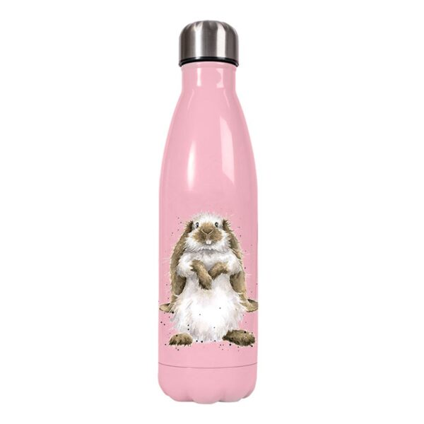 Wrendale Designs Water Bottle - Guinea Pig (500ml) 2