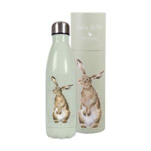 Wrendale Designs Water Bottle - Hare (500ml)