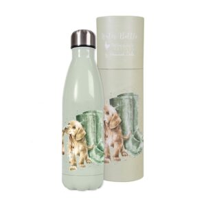Wrendale Designs Water Bottle - Labrador (500ml)