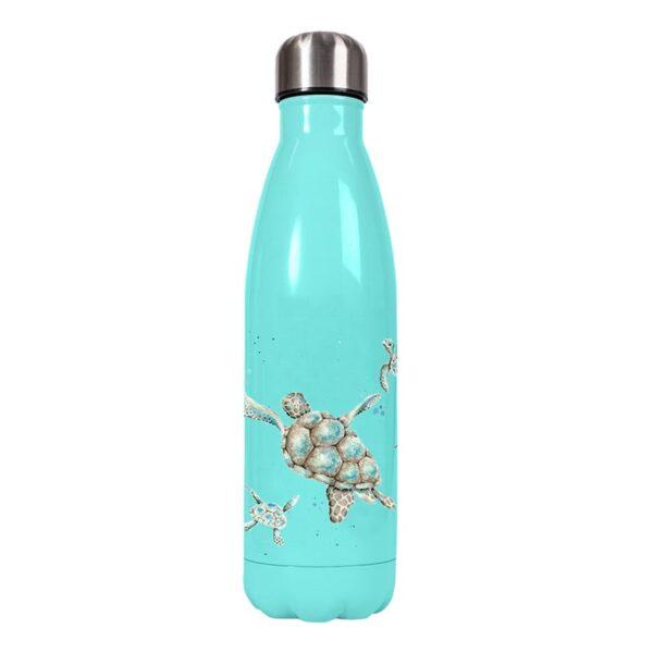 Wrendale Designs Water Bottle - Turtles (500ml) 1