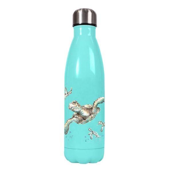 Wrendale Designs Water Bottle - Turtles (500ml) 2