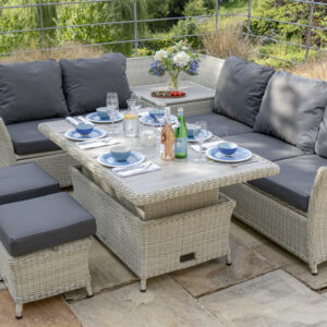 Modular Garden Furniture Sets