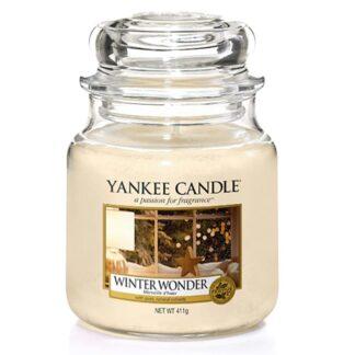 Yankee Candle -Classic Medium Jar Winter Wonder