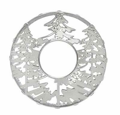 Yankee Candle Illuma-Lid Candle Topper - Winter Trees