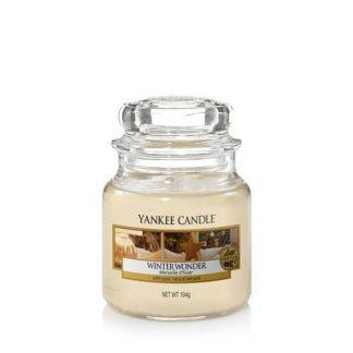 Yankee Candle Small Jar - Winter Wonder