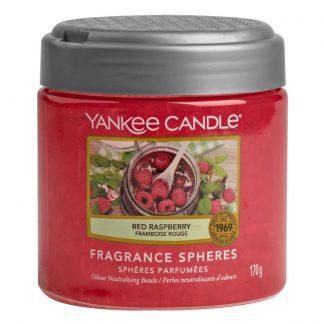 Yankee Fragrance Spheres - Red Raspberry