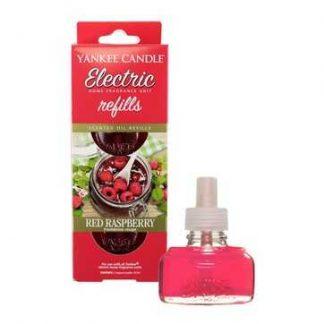 Yankee Scent Plug Refill - Red Raspberry