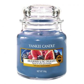 Yankee Small Jar - Mulberry & Fig Delight