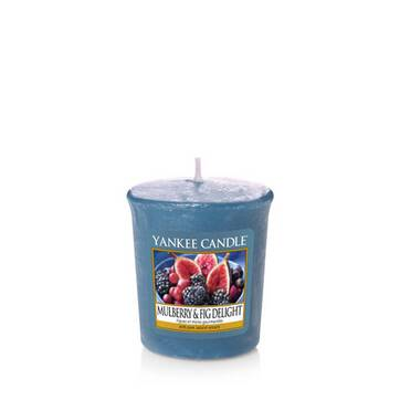 Yankee Votive - Mulberry & Fig Delight