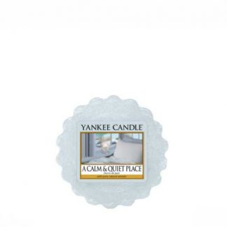 Yankee Wax Melt - A Calm & Quiet Place
