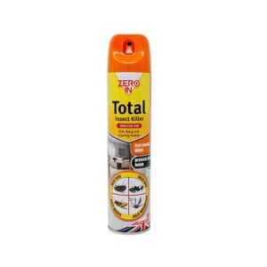 Zero In Total Insect Killer - 300ml Aerosol