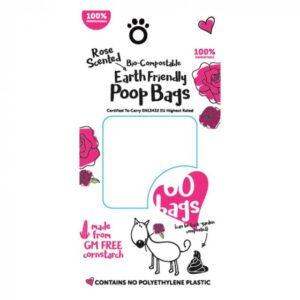 Zoon Bio-Compostable Poop Bags - 120 Pack