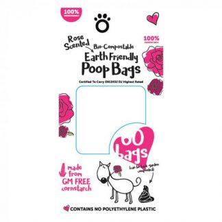 Zoon Bio-Compostable Poop Bags - 120 Pack