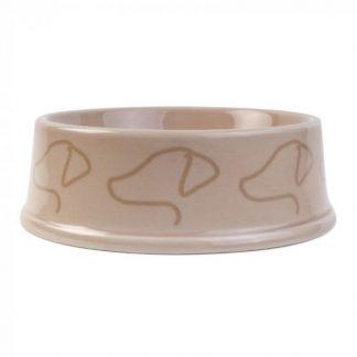 Zoon Ceramic Bowl - Latte 20cm