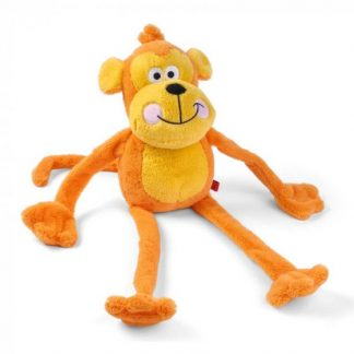 Zoon Cheekie Monkey Dog Toy