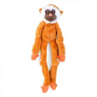 Zoon Crinkle Gibbon Dog Toy