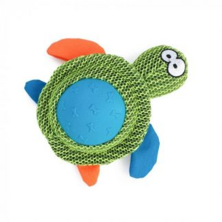 Zoon Dura Tortoise Dog Toy