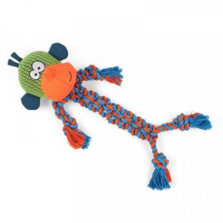 Zoon Dura Tugga Monkey Dog Toy