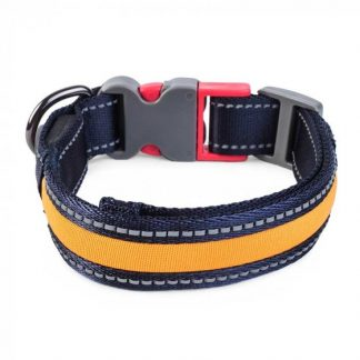 Zoon Flash & Go Rechargeable Night Dog Collar