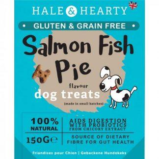 Zoon Hale & Hearty Salmon Fish Pie Grain Free Treats