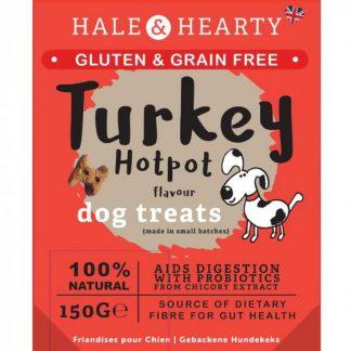 Zoon Hale & Hearty Turkey Hotpot Grain Free Dog Treats