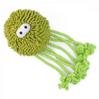 Zoon Jumbo Octo Noodly Dog Toy