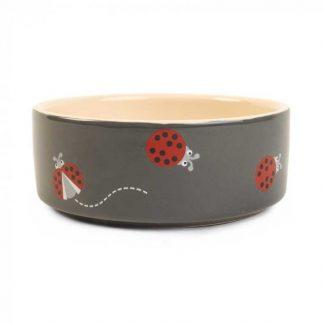 Zoon Ladybug Ceramic Bowl